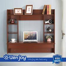 Floating Wall Desk Floating Desk Ebay