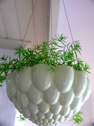 made by others we love these new ceramic hanging planters how