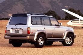 lexus lx450 1996 97 lexus lx 450 consumer guide auto