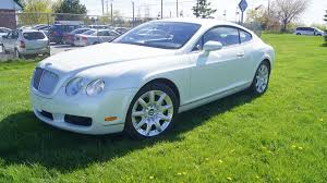 bentley penalty used 2006 bentley continental gt for sale woodbridge on