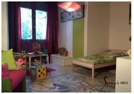 chambre d enfant mixte une chambre d enfants mixte vitaminée synergie déco