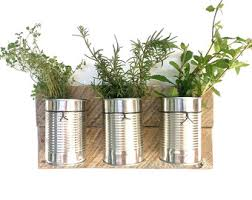 shabby chic herb planter hanging planter white indoor herb