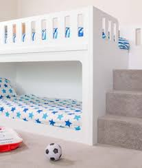 Bedroom Stylish Deluxe Funtime Playhouse Bed Single Bunk Beds Kids - Small single bunk beds