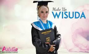 Jasa Make Up Artist adelia salon muslimah melayani jasa make up wisuda murah make up