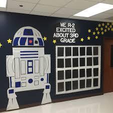 Star Wars Office Decor by Star Wars Classroom Teaching Ideas Pinterest Star Wars