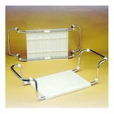 siege de baignoire siège de baignoire suspendu chrome pour personnes âgées et