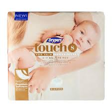 s drypers touch diapers s 70pcs from redmart