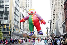 some restrictions along detroit s thanksgiving day parade route