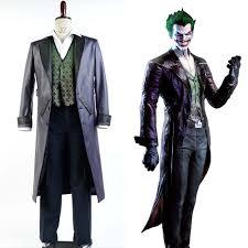 Halloween Joker Costume Compare Prices On Original Joker Costume Online Shopping Buy Low