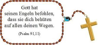 katholische taufsprüche der psalm 91 11 als taufspruch mit bildern garfisch gestaltet