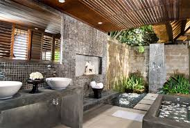 Balinese Bathroom Design Balinese Bathroom Accessories TSC - Bali bathroom design