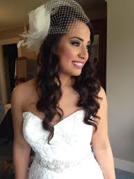 prim powder san antonio hair and makeup wedding day hair in long loose