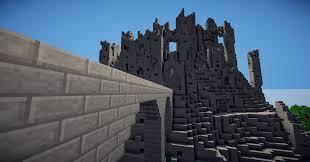 Castle Maps For Minecraft Dol Guldur