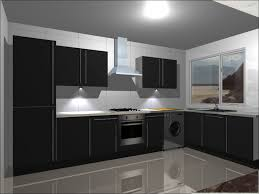 Black High Gloss Kitchen Cabinets Modern Cabinets - High gloss kitchen cabinet doors