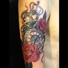 guivy guivy art for sinners tattoo geneva clock horloge