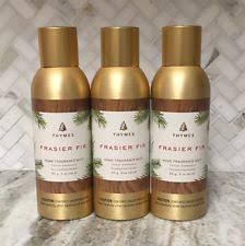 thymes frasier fir thymes frasier fir home fragrance mist 3 oz ebay