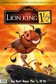 lion king 1