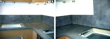 prix béton ciré plan de travail cuisine beton cire cuisine cuisine mee beton cire pour plan de travail