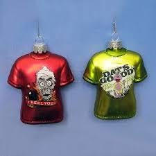 5 jeff dunham glass t shirt ornament 2 asstd products