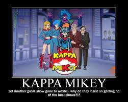 Mikey Meme - kappa mikey demovational poster by syd112012 on deviantart