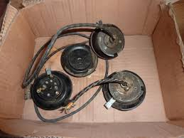 Austin Eight Horn Trafficator Switch