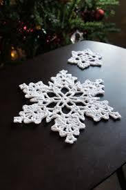 25 unique crochet snowflakes ideas on crochet