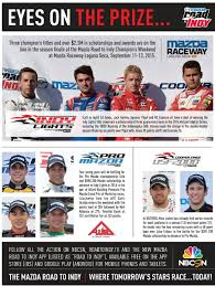 pro mazda marketing