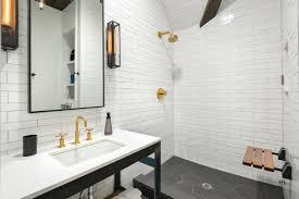 Bathroom Subway Tile Backsplash Of Classic - Bathroom subway tile backsplash