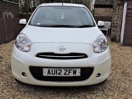 nissan micra for sale gumtree 2012 nissan micra special edition shiro full mot perfect priced