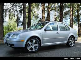 2003 volkswagen jetta gli sedan 4 door