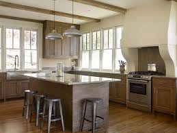 gray stained kitchen cupboards grey stained kitchen cabinets design ideas