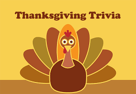 thanksgiving trivia questions answers facts