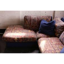 roche bobois vintage sectional sofa aptdeco