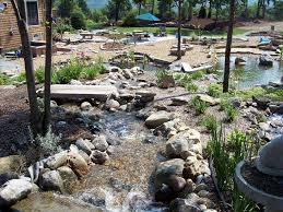 best futuristic backyard waterfalls and ponds pictu 5482