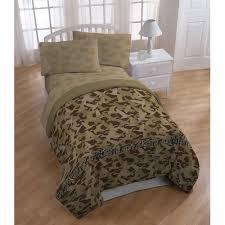 Camo Duvet Covers Duck Dynasty Tan Camo Bedding Comforter Walmart Com