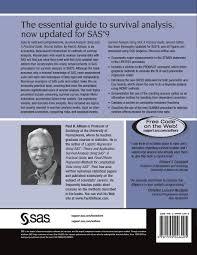 survival analysis using sas a practical guide paul d allison