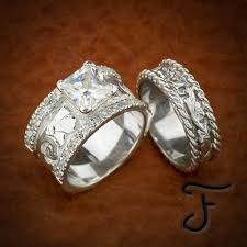 western wedding rings unforeseen photograph of wedding ring sets for him and