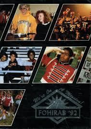 walter l cohen high school yearbook 1992 fostoria high school yearbook online fostoria oh classmates