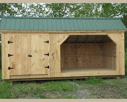 Free Firewood Storage Rack Plans by Large Wood Sheds Firewood Shed Kits Jamaica Cottage Shop
