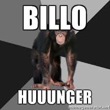 Monkey Meme Generator - billo huuunger drunken monkey meme generator