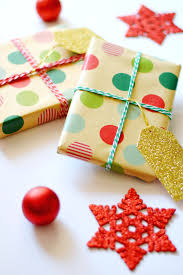 christmas gift wrap 4 kraft paper christmas gift wrap ideas a touch of teal