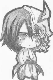 drawing anime chibi anime chibi drawings pencil 17836code chibi
