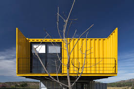 shipping container homes huiini container house in mexico by s