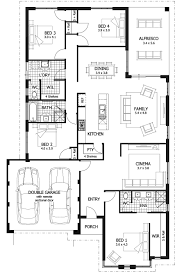 open floor layout home plans house plans