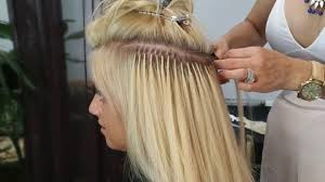 how to apply great lengths hair extensions amara organic hair