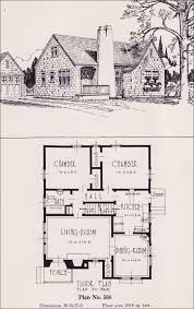 small cabin style house plans 56 best vintage house plans just for images on