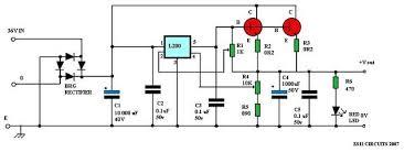 13 8 30 volt 10 30 amp l200 power supply radioaficion ham