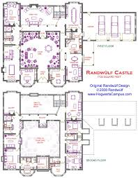 Himeji Castle Floor Plan Castle House Plans Home Act
