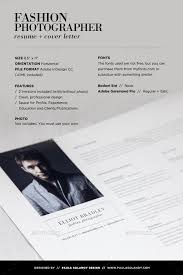 Freelance Photographer Resume Sample by Freelance Fashion Designer Cover Letter