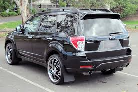 forester subaru 2009 rally mud flaps for the 2009 2013 subaru forester sh free
